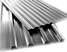 Duroplastic Profiled Steel